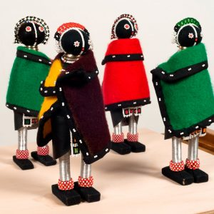 Esther Mahlangu, Dolls, s.d.
