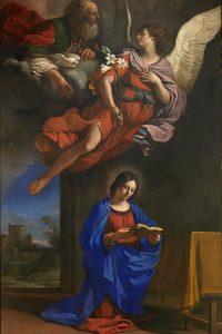 Il Guercino, Annunciazione, 1646