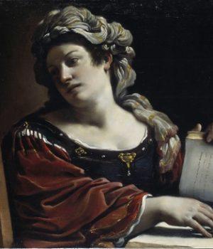 Il Guercino, Sibilla, 1620 ca