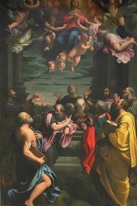 Gui Reni, Assunzione, 1600