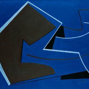 Renato Righetti, Senza titolo, 1957 ca.