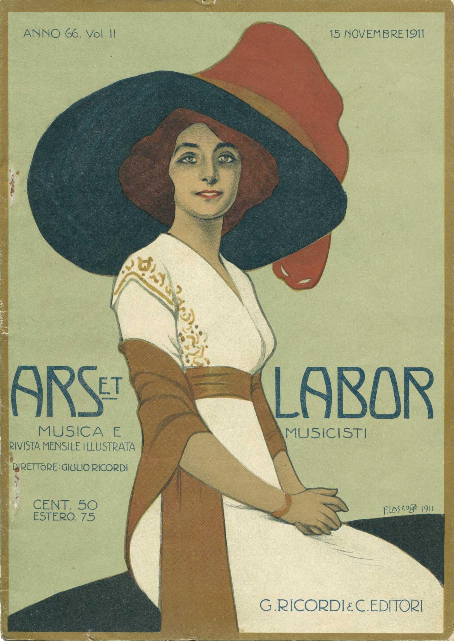 Laskoff-Franz_Ars-et-labor_musica-e-musicisti_n.11_15-novembre-1911