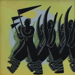 Corrado Cagli, Ceramica Rometti, 1931/32