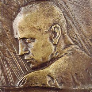 Giannino Castiglioni, Profilo Mussolini, 1922