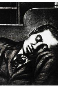Tono Zancanaro, Sala d'aspetto di III, 1937