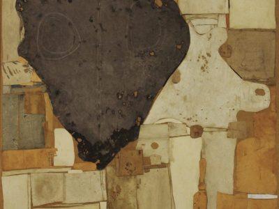 Rosario Murabito, Immagine della condizione umana I, 1964