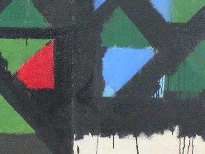 Graziana Pentich, Caos e geometria, 1975