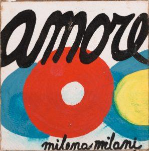 Milani Milena_Amore per Zavattini_1980