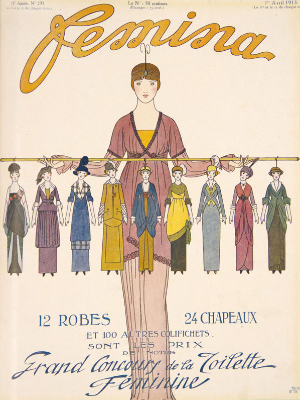 Bernard-Boutel-de-Monvel_-Femina-aprile1913